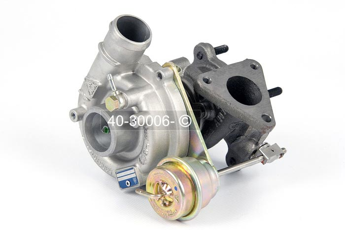 Volkswagen Passat Turbocharger