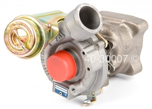 Audi S4 Turbocharger