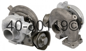 Jeep Liberty Turbocharger