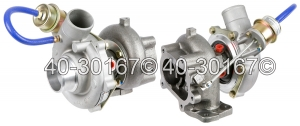 Isuzu W-Series Truck Turbocharger