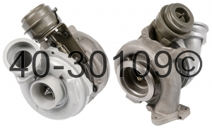 Dodge Sprinter Van Turbocharger