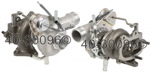 Subaru WRX Turbocharger