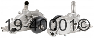 Chevrolet Suburban Water Pump